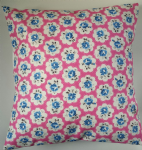 "Cushion Cover in Cath Kidston Large Provence Rose Hot Pink 14"" 16"" 18"" 20"""